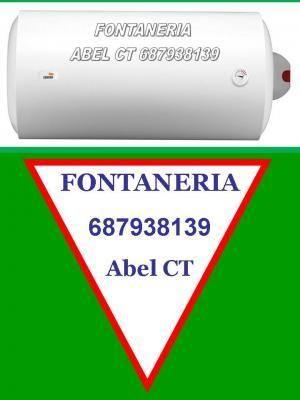 Fontanero en San Javier 687938139 en Murcia