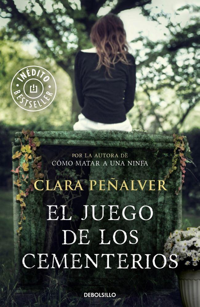 El juego de los cementerios (Ada Levy 02) - Clara Peñalver