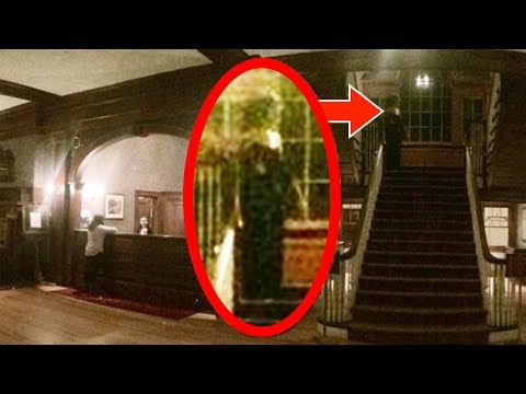 Top 15 Haunted Hotels With Real Ghost Sightings - YouTube