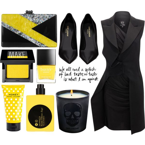 """""""We all need a splash of bad taste."""" by withlove23x on Polyvore"""
