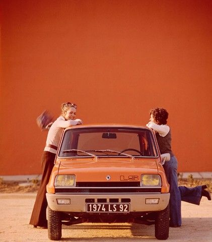 Les petites Renault, actrices historiques du changement | Renault Classic