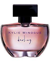 """Darling"" perfume by Kylie Minogue http://www.perfumeemporium.com/"