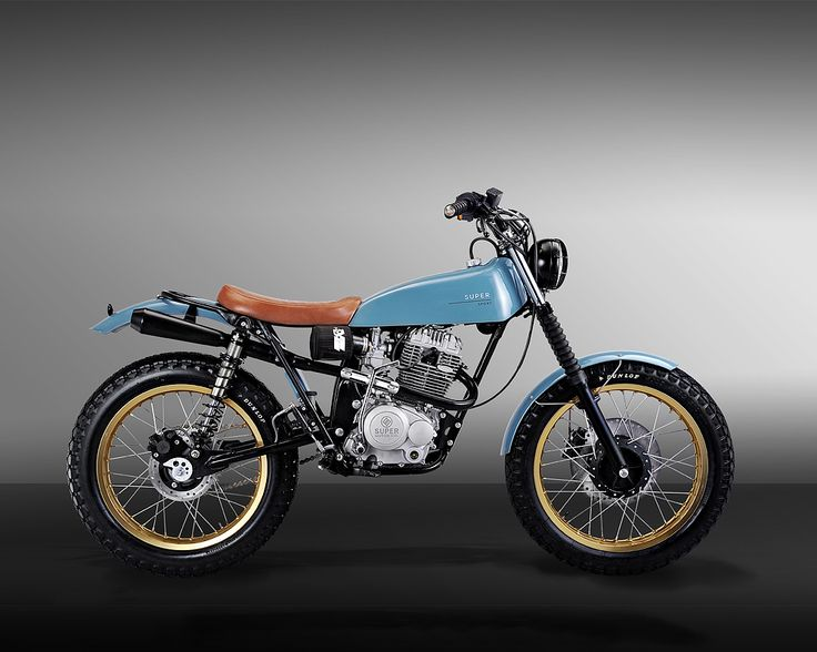 "This little ripper comes from Super Motor Company. Called ""Lucky Punk,"" it'll go on sale in 2015. Any takers?"