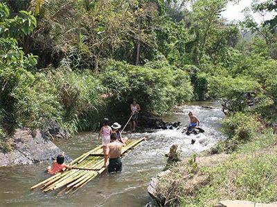 บ านสวนภ หลา โฮมสเตย สวนผ ง ราชบ ร Mycitywow Mycity Thailand สวน ธรรมชาต