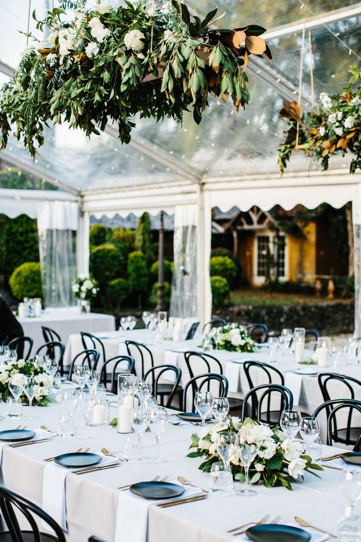 garden party wedding venues melbourne%0A Real Wedding  Marquee Wedding Receptions