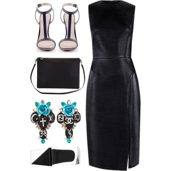 Little Black Dress on Polyvore