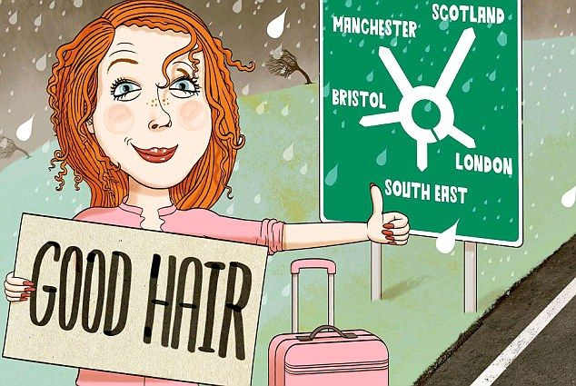 Did you know ? The area you live in has an effect on your hair and your skin ? #Hard #Water