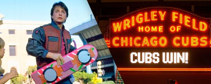 'Back to the Future' writer: 'If this inspires the Cubs ... God bless them' - Chicago Cubs Blog - ESPN