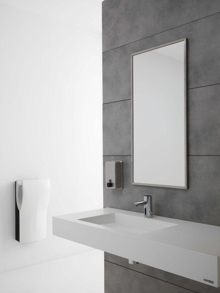#Lavabo con #specchio