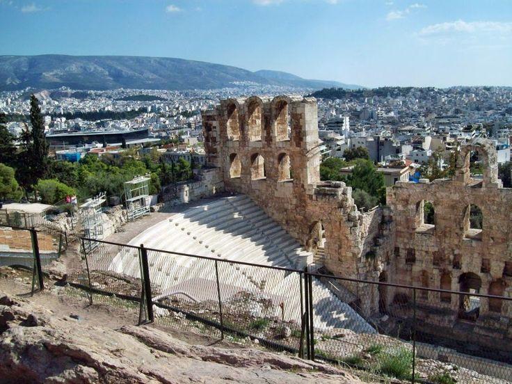 ATENY. Grecja