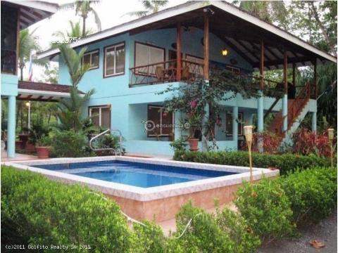 Beachfront Golfito   venta   Playa Zancudo Casa de Lujo : USD 349000.00