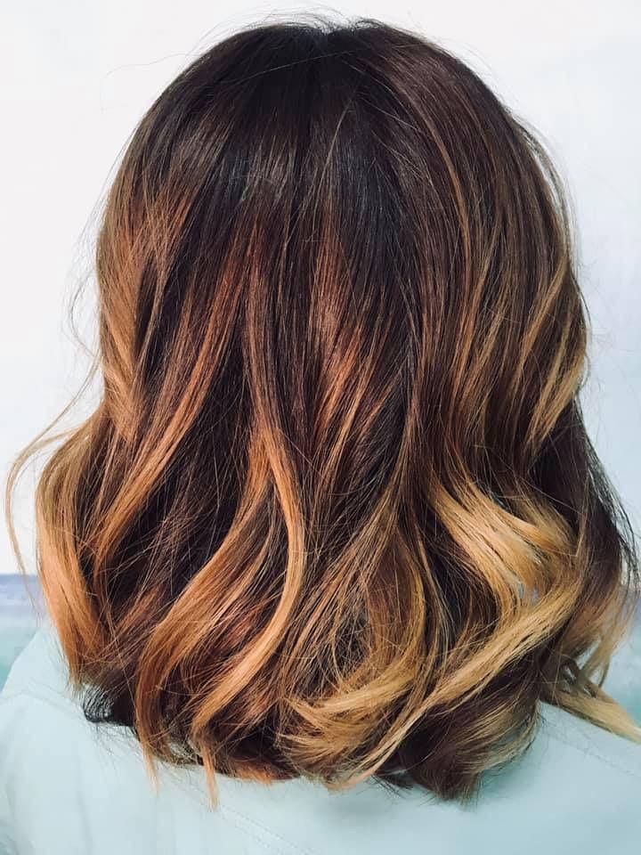 Color Melt Amandamooredicksonhair Redken Salonsantinas Capecoral Fortmyers Haircolor Hairstyles Hair Florida Best Hair Salon Hair Long Hair Styles