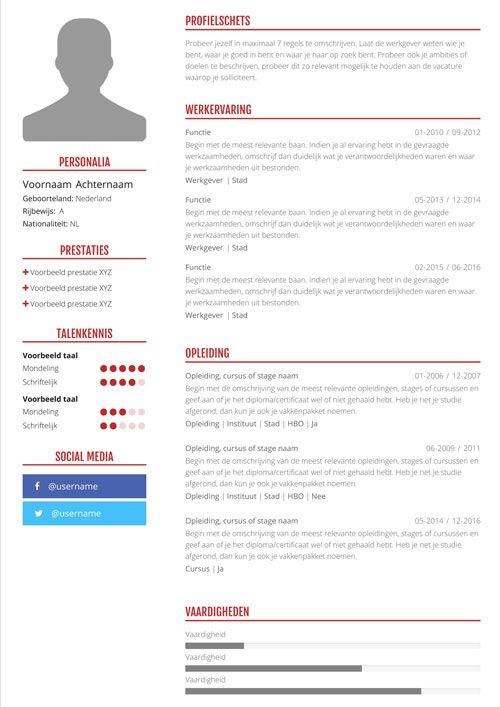 best 25 cv maker ideas on pinterest online cv maker free cv cameraman - Cinematographer Sample Resume