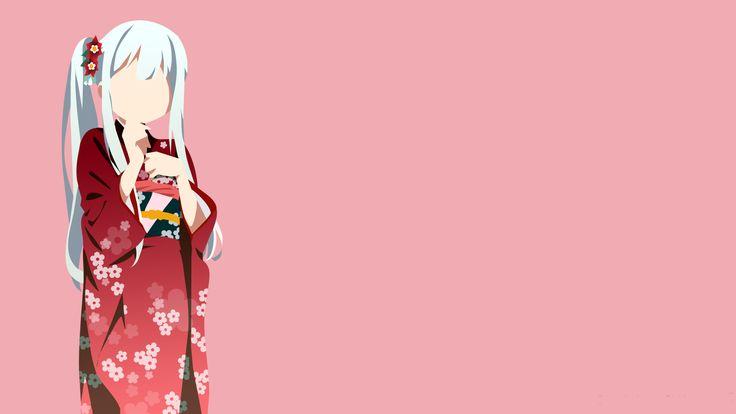 Sagiri Izumi || Eromanga Sensei || Wallpaper