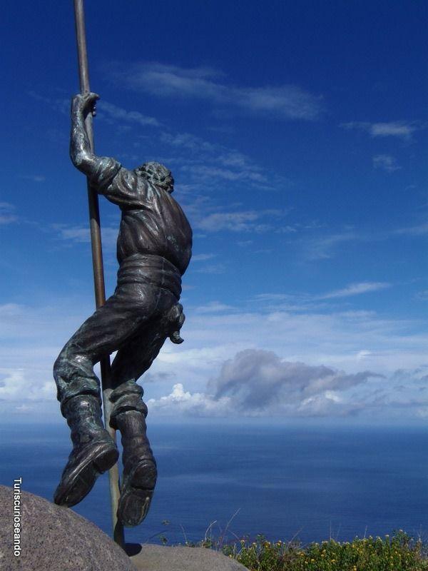 MIRADOR DEL SALTO DEL ENAMORADO, La Palma, Gran Canarias.