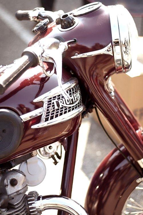 1957 Triumph Twenty One | 3TA | 400cc | Bathtub