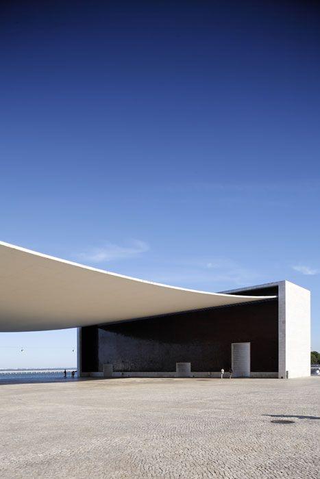 Pavillon du Portugal, architecte : Alvaro de Siza Vieira