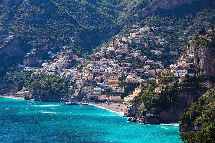 Positano, Costa Amalfitana. Italia