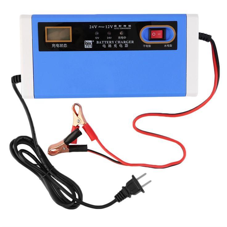 51b5d70bb806ad43357223151f7943c0 new 12 24v 10a digital lcd car battery charger motorcycle power  at soozxer.org