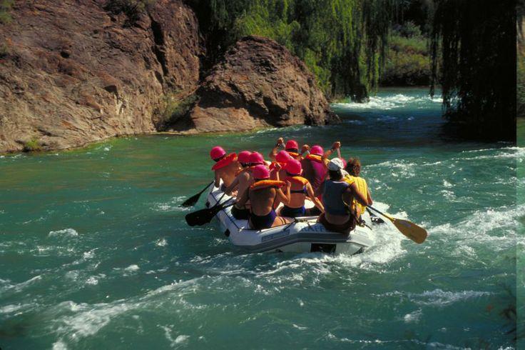 Río Atuel, Provincia de Mendoza, Más info sobre viajes en www.facebook.com/viajaportupais