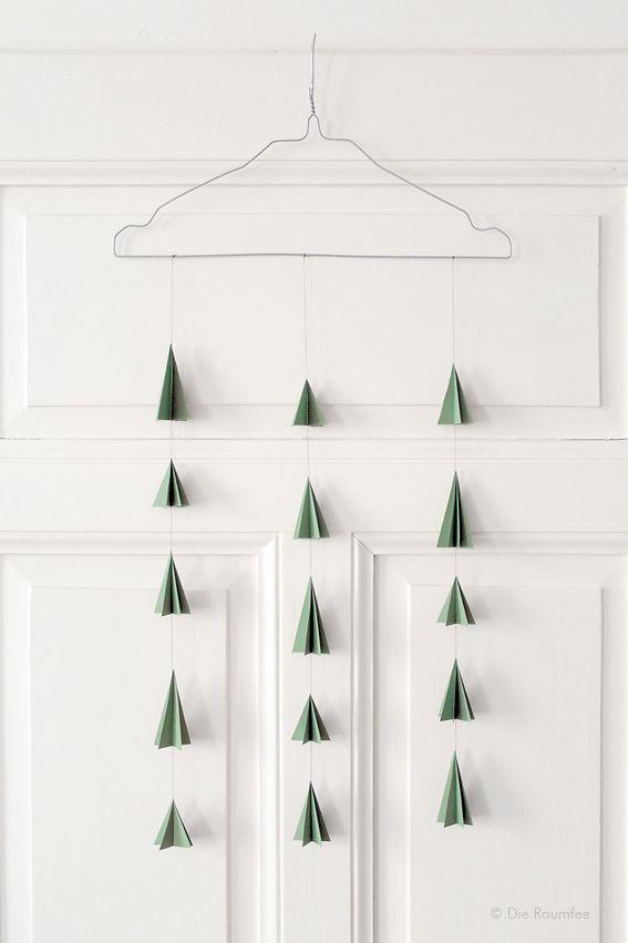 weihnachtsbaummobilé