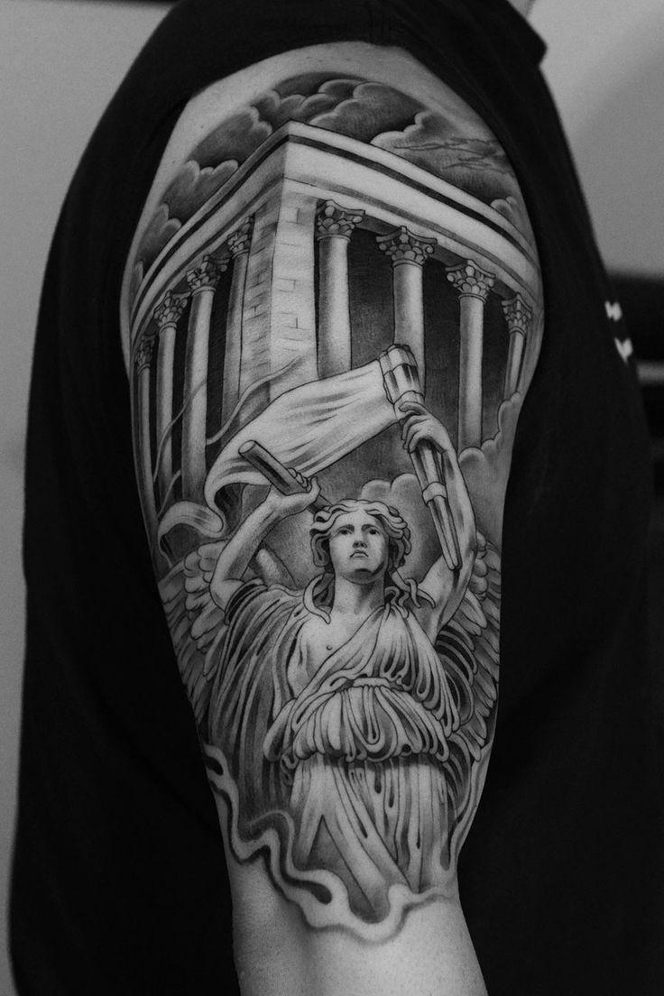 1 2 sleeve tattoo zeus dieu images for tatouage for 1 2 sleeve tattoo
