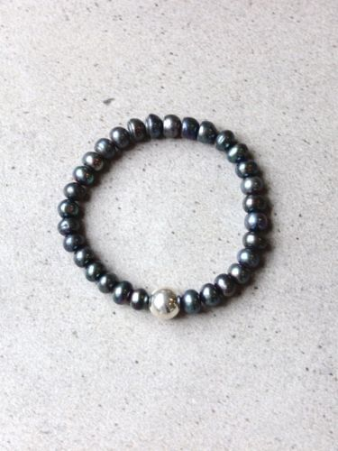 Bracelet Black Pearl