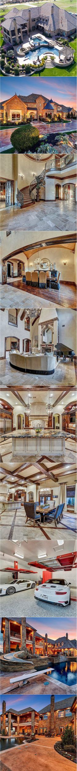 A private sanctuary redesigned in 2013. Spectacular entry boasts towering water features, Egyptian Crystal chandelier and 25 floor to ceiling glass walls. Two kitchens including commercial grade catering kitchen, wine tasting room, entertainment room, gym, spa, and theater! Master retreat with sitting area, 20 shower, and 3 story closet with floating staircase. Outdoor kitchen, luxurious […]