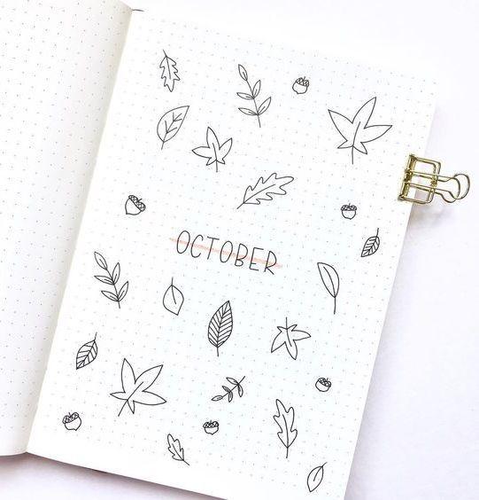 Autumn & Fall Doodles