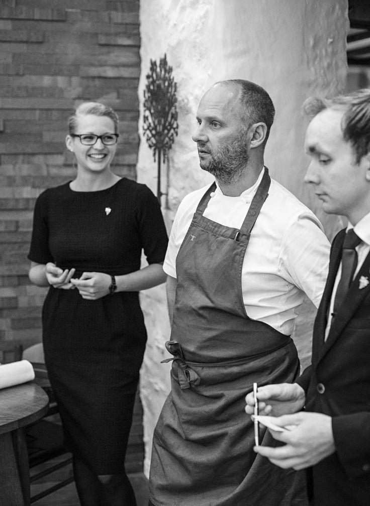 Lenclume Restaurant - Chef Simon Rogan