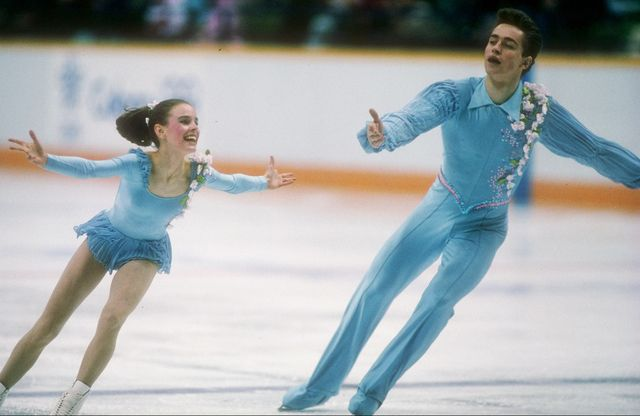 When Russian Figure Skaters Reigned: Russian Pair Skaters Ekaterina Gordeeva and Sergei Grinkov - Two-Time Olympic Pair Skating Champions