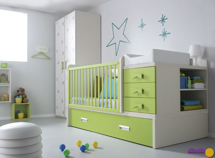Dormitorio infantil MadriDecor. Aprovechamos los espacios creando lugares de descanso,lugares de juego y estudio pensando en los reyes de la casa