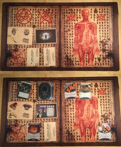 1000 Images About Arkham Horror Lcg Accessories On