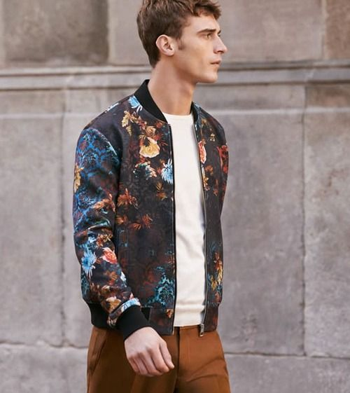 MenStyle1- Men's Style Blog - Men's jackets FOLLOW for more pictures. Follow...