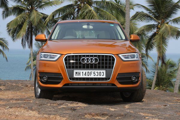 Audi Q3 SUV has made its way into the Indian markets. There will be only 500 of these available for initial bookings and will be available from all 19 of Audi dealers based in the country.  The new SUV will have a 2.0 TDI quattro engine with 130 kW and will be the first SUV in its segment with a quattro drivetrain.