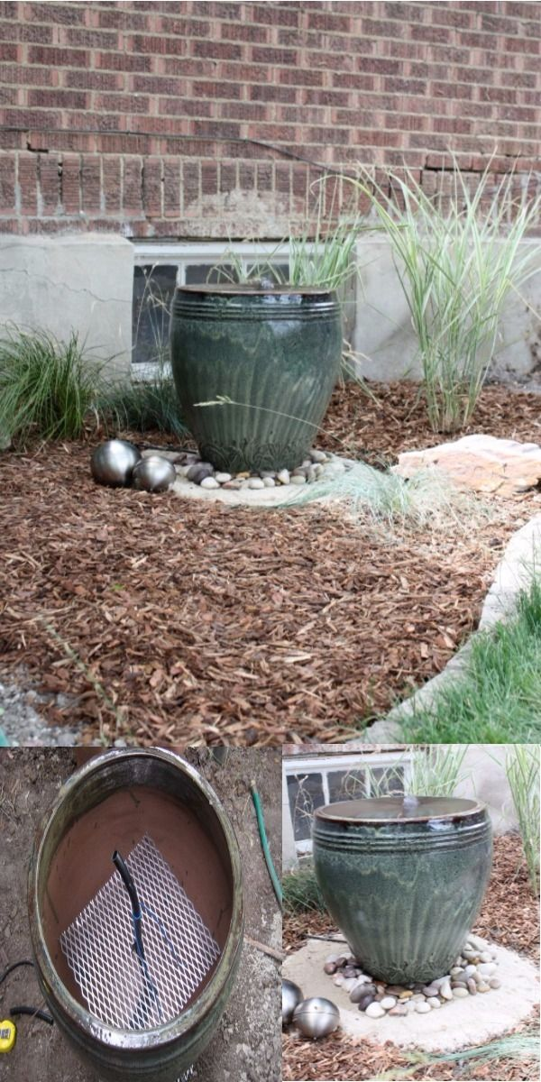 Diy Water Feature Ideas To Make Your Home And Garden Lovely