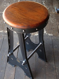Vintage Industrial Inspired Furniture Restaurant Furniture
