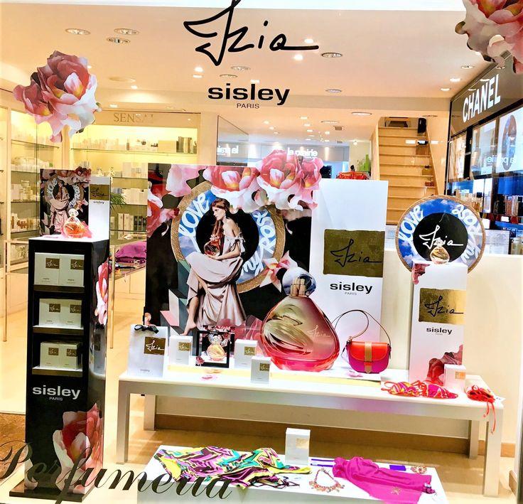 ITZIA, la nueva fragancia de Sisley.  Nuestro escaparate ...