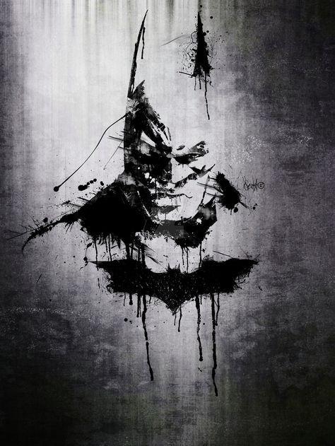 Bat Drip by Seshwan-Kenobi.deviantart.com on @DeviantArt