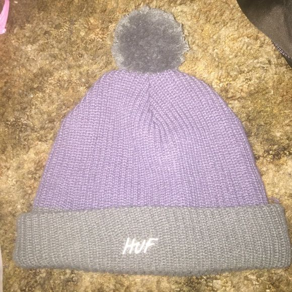 Huf beanie 9/10 condition #bape #supreme #huf #tshirt #gucci #guwop #sale #stussy HUF Accessories Hats
