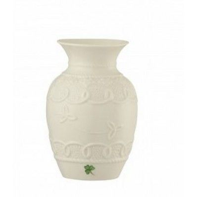 Belleek Celtic Lace Vase Edition Piece 2015 <3
