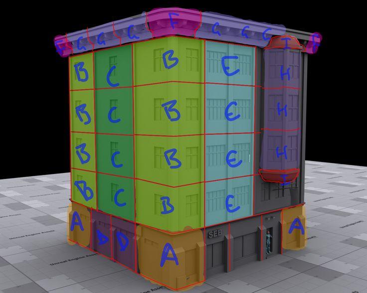 modular 3d buildings - Google Search