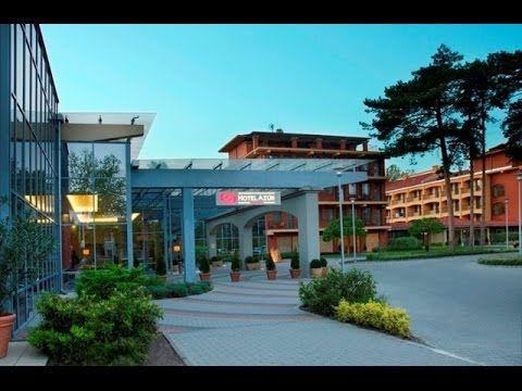 Hotel Azúr Siófok - YouTube