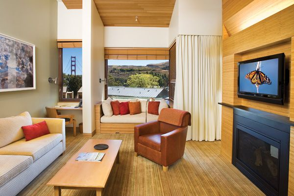 the lodge at the golden gate - SausalitoGolden Gate
