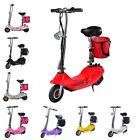 Electric Scooter For Adults 24v Mini Foldable Lithium Brushless MotorE-Bike NEW8  Featured Refinements - Adult Electric Scooter, Color - Multi-Color, Bundle Listing - No, Wattage - 250W, Type - Scooter, Rated voltagex - 24V, Rated RPM - 2750|min, Batteryx - 10AHX2, Chargerx - HG6S240160, Lampx - with, Anti-absorberx - Without, Net weightx approx - 21kg, Loading weight - xApprox 85kgs