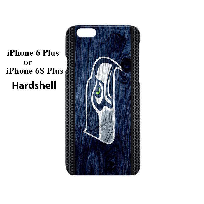 Seattle Seahawks Custom iPhone 6/6s Plus Case