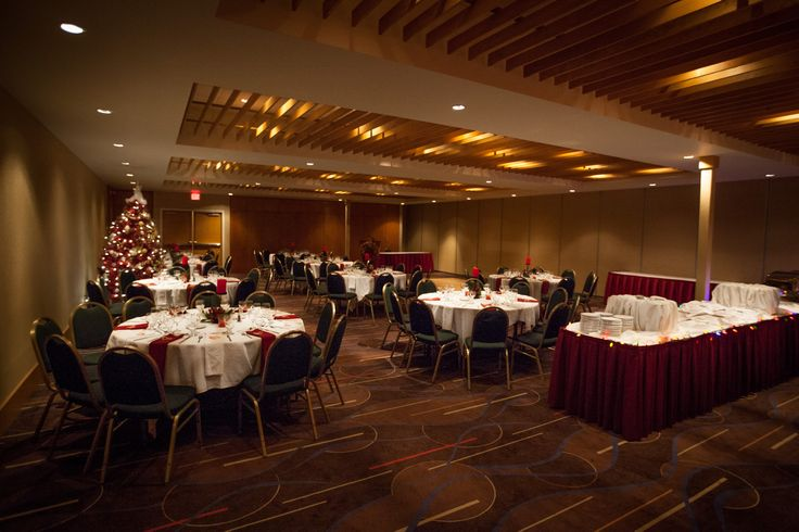 Edmonton Hotel and Convention Center - Western Conference A - VenueJar.com - Plan your next Christmas party or corporate event in this room. Maximum capacity is 160 people.