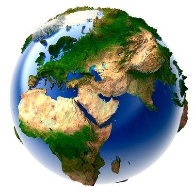 земля глобус Dzień Ziemi :D  День земли Polluted Globe