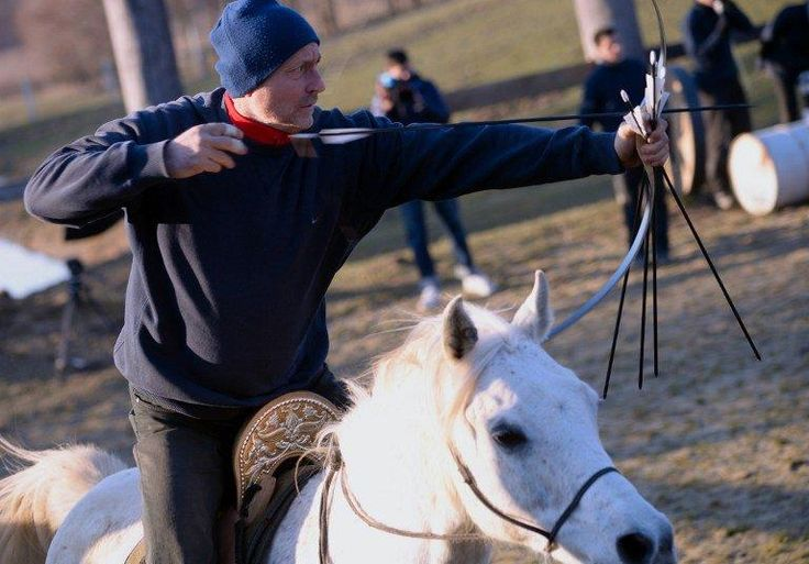 Kassai Lajos world champion (archery)