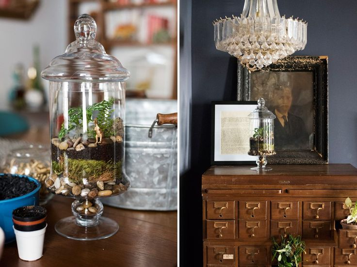 If someone can be crowned queen of terrariums, it's Holley Simmons. Dining editor for the Washington Post Express by day and DIY genius the rest of the time, Simmons runs a flourishing side-hustle dubbed Sill Life, where she sells her...